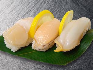 貝3種盛り